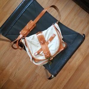 High Quality Bridle Leather Crossbody Bag